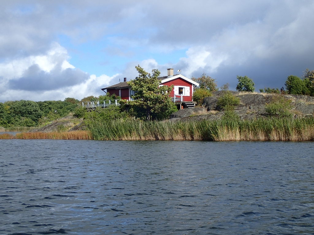 Domek w Szwecji