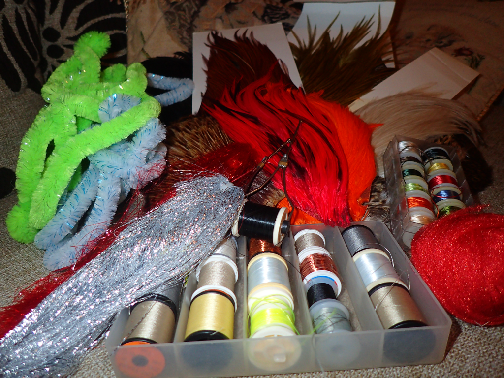 Jak zrobić koguta, dobrą przynętę na sandacze materiały i narzędzia