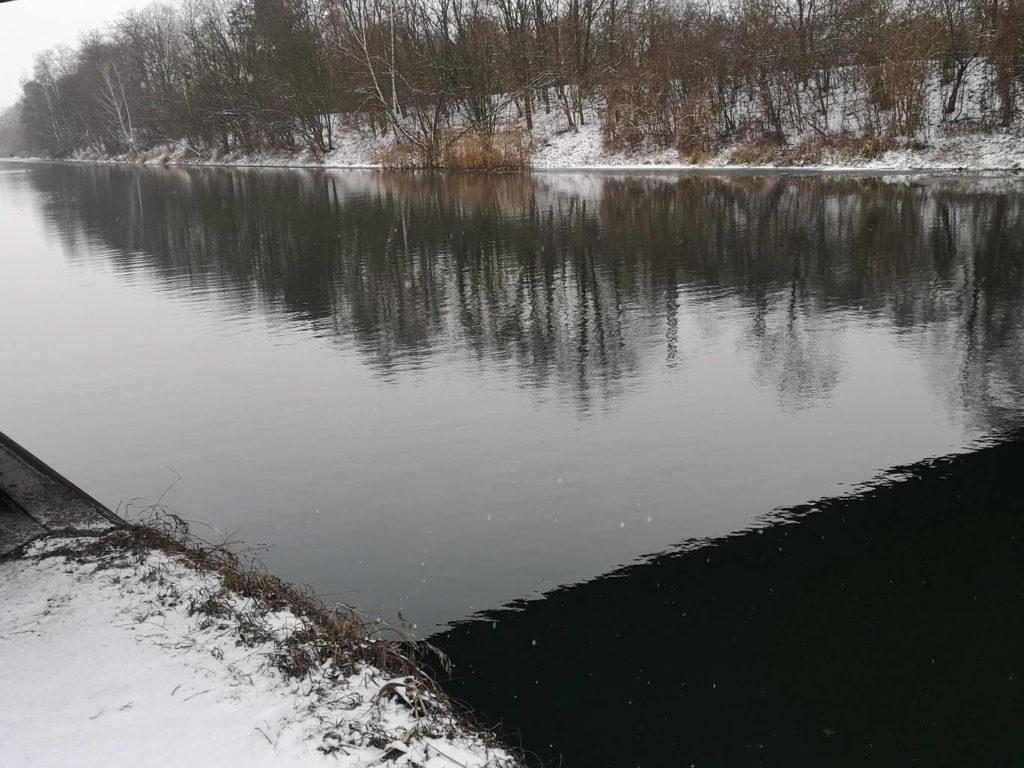 Zimowy Kanał
